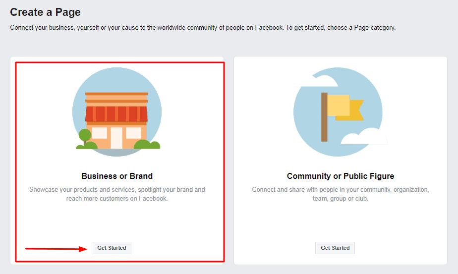 איך לפתוח דף עסקי בפייסבוק-1